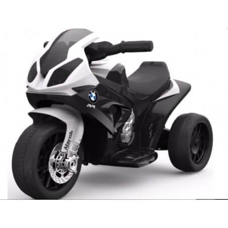 Moto avec licence BMW 6v - Moto électrique enfants