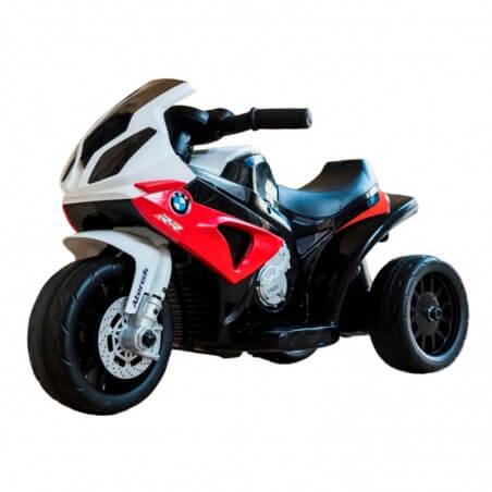 Moto con licencia BMW 6v - Moto eléctrica niños