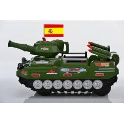 Tanque militar do exército controle remoto 12v carro eléctrico crianças ATAA CARS esgotados