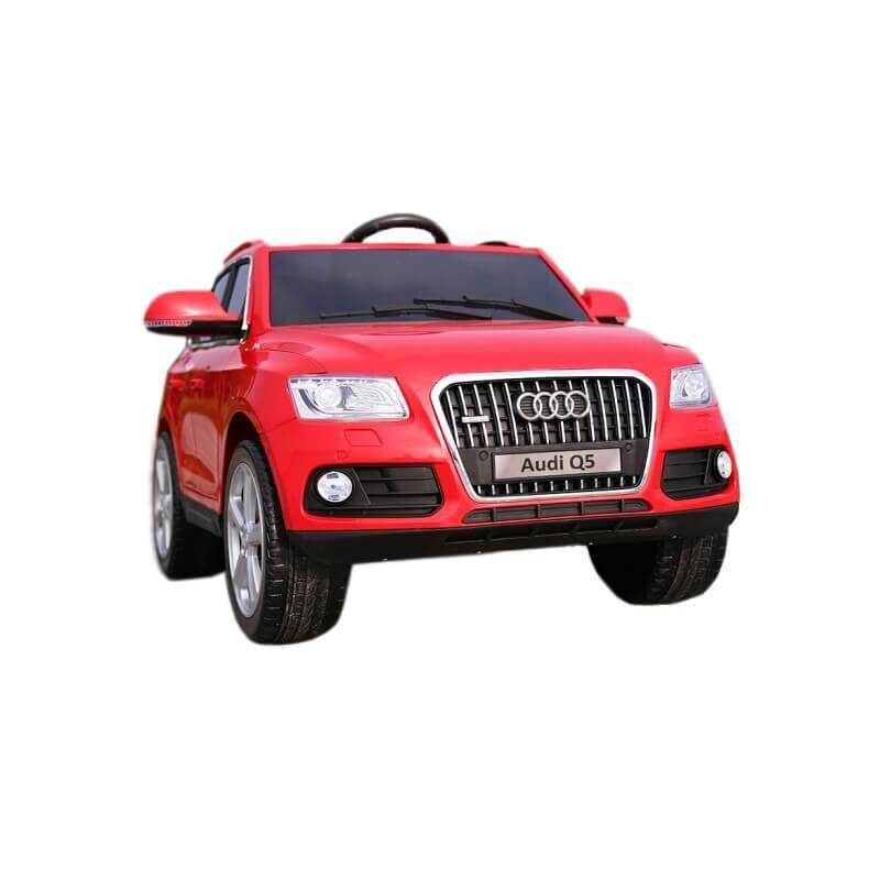 Audi Q5 XL Licenciado 12v control remoto 2.4G Coches eléctricos para niños Audi 12 voltios
