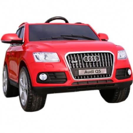 Audi Q5 XL Licenciado 12v controle remoto