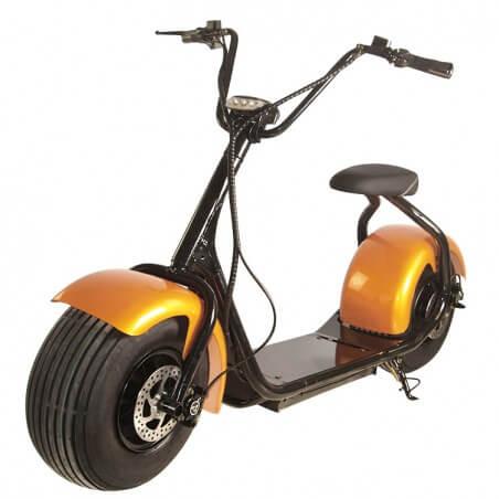 Scooter elétrico CityCoco GOLD 60v