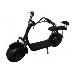 Roller elektro-Zweisitzer CityCoco Black 60v ATAA CARS ROLLER