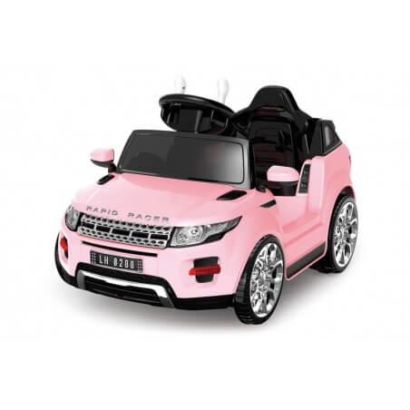 4x4 Evoque Style 6v voiture électrique telecommande pour les filles