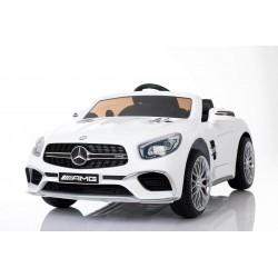 Mercedes SL65 mit fernbedienung und akku 12v Mercedes 12 volt
