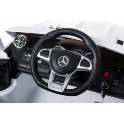 Mercedes SL65 con mando y batería 12v Mercedes 12 voltios