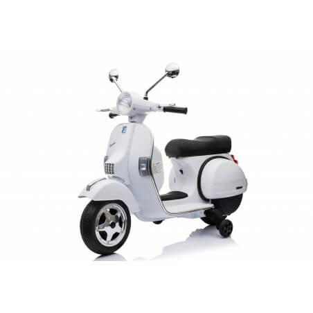 reconditionne VESPA officiel 12v électrique pour enfants licence Piaggio