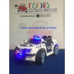 REACONDICIONADO Coche Policía ATAA CARS Reacond