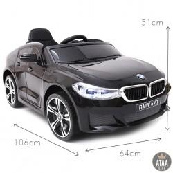 BMW 6 GT licenciado 12v ATAA CARS 12 voltios