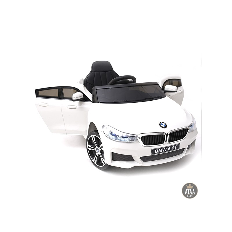 BMW 6 GT Licence officielle 12v ATAA CARS 12 volts