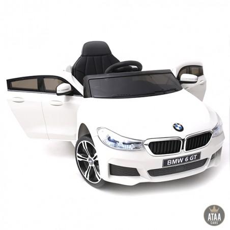 BMW 6 GT licenciado 12v
