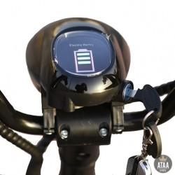 CityCoco de dois lugares com bateria removível ATAA CARS Scooters
