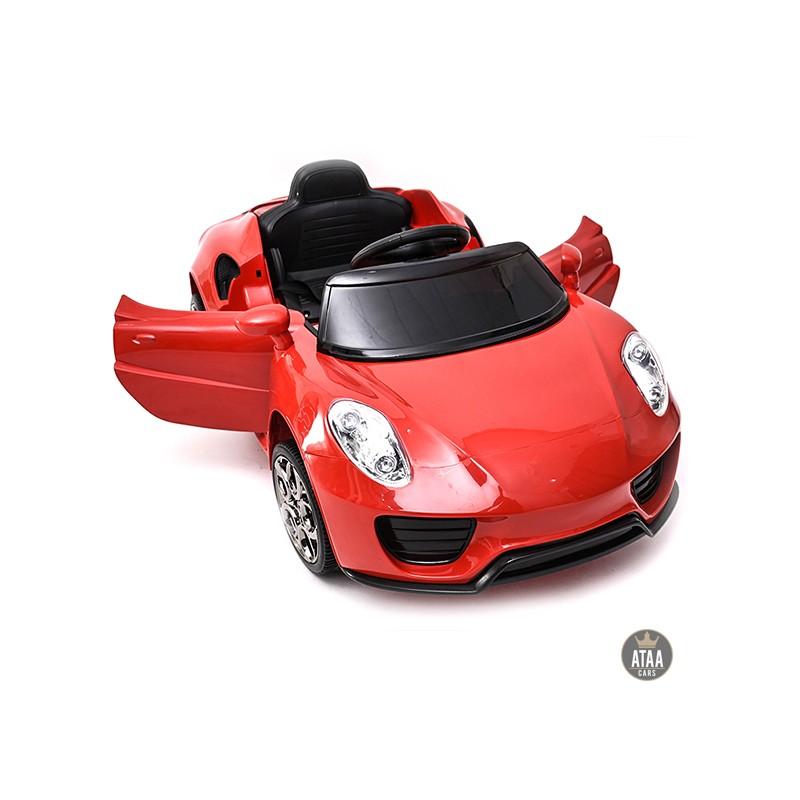F400 estilo Ferrari ATAA CARS 12 voltios