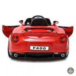 F400 ferrari style ATAA CARS 12 volts