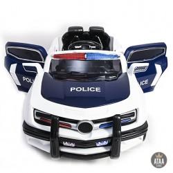 Coche Policía con sirena 12v ATAA CARS 12 voltios
