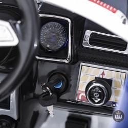 Auto Polizei mit sirene 12v ATAA CARS 12 volt