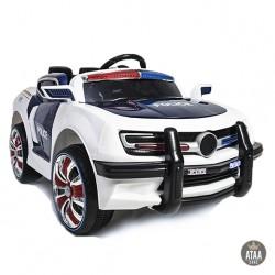 Carro de polícia com sirene 12v ATAA CARS 12 volts