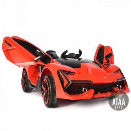 ATAA F1 Racing avec télécommande
