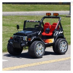 Todo Terreno estilo jeep 4x4 12v CochesEléctricosNiños 12 voltios