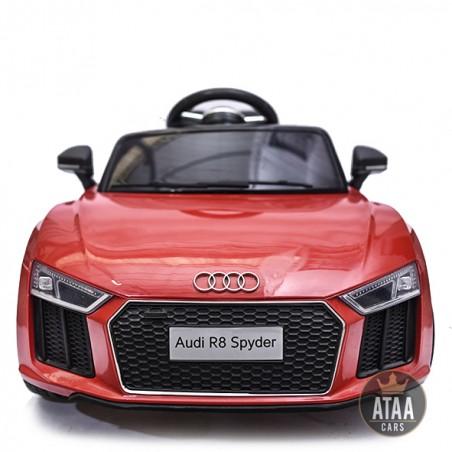 ÜBERHOLTEN Audi R8 Spyder