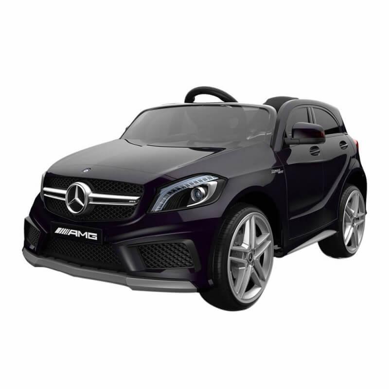 MERCEDES A45 LICENCEED 12V ELECTRIC CAR ENFANTS AVEC COMMANDE Mercedes épuisé