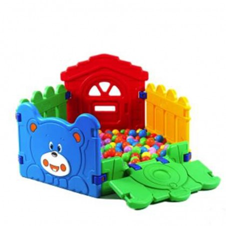 Parque infantil Baby House Play