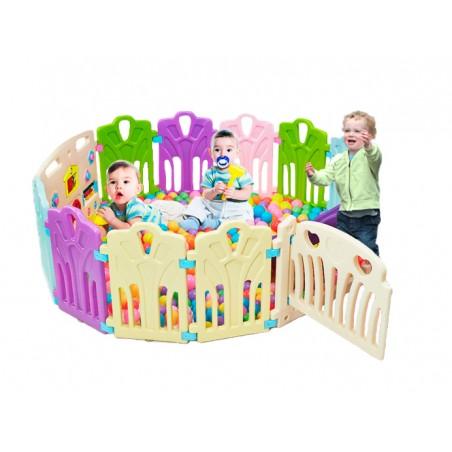 Parque infantil interativo Baby iPark