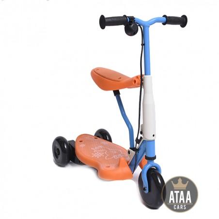 Triciclo eléctrico Chick 6v