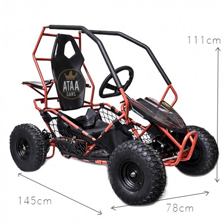 Buggy Safari 36v