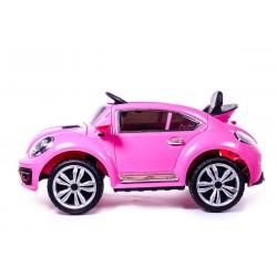 Escarabajo New Beetle 12v con mando rc CochesEléctricosNiños 12 voltios