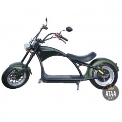 Chopper électrique immatriculable ATAA Pirate 2000w