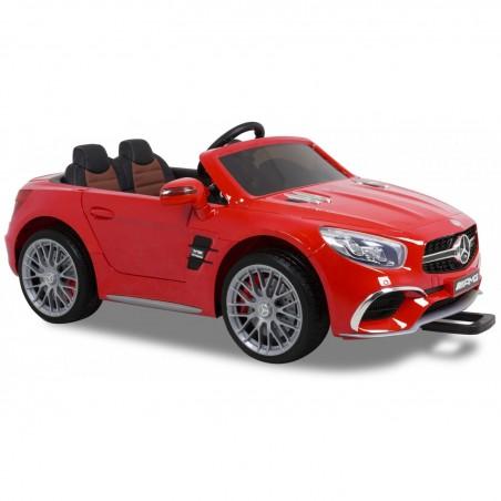 Mercedes SL65 con mando y batería 12v
