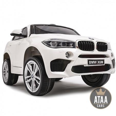 BMW X6 M bateria 12v