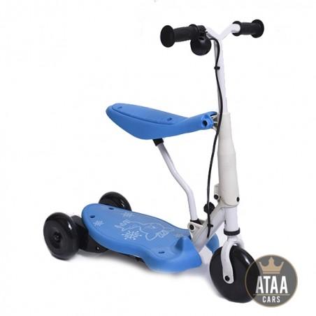 REACONDICIONADO Triciclo eléctrico Chick 6v