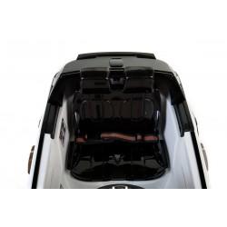 Carro elétrico Evoque Style 12v para crianças com dois assentos baratos esgotado