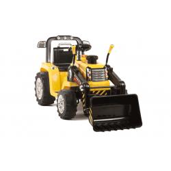 Tractor Pala infantil 12v Con mando barato CochesEléctricosNiños Agotados