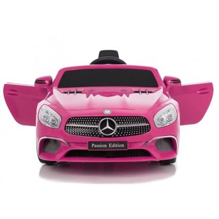 Mercedes SL coche para niños a batería 12v