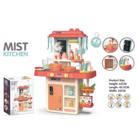 Cozinha Mist Kicthen 42 acessórios