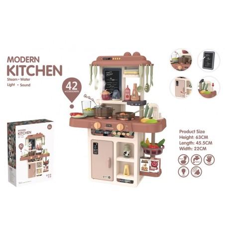 Cocina Modern Kicthen 42 accesorios