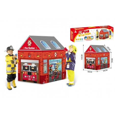 Estação de bombeiros