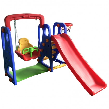 Parque infantil 3 em 1
