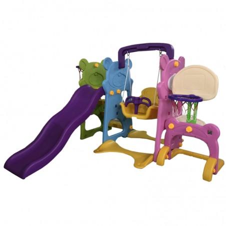 Parque infantil 5 en 1