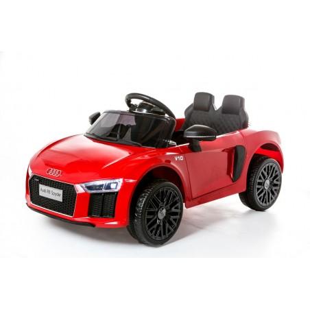 Audi R8 Spyder licenciou 12v carro elétrico Portugal