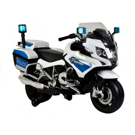 Moto de policía 12v BMW R1200
