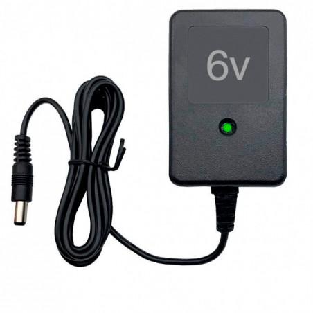 Cargador 6v coche eléctrico para niños