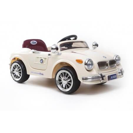 Classique convertible Roadster 6v télécommande pas cher