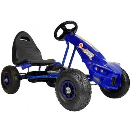 Go kart de pedales para niños