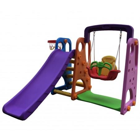 Parque infantil 3 en 1