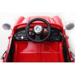 Clásico descapotable Roadster 6v mando control remoto barato baratos Agotados