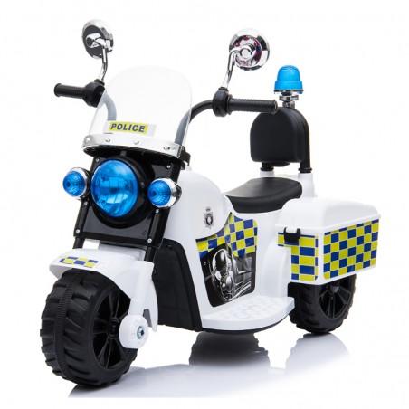Moto de Policía Mini